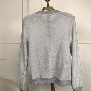 Juicy Couture Silver Track Jacket